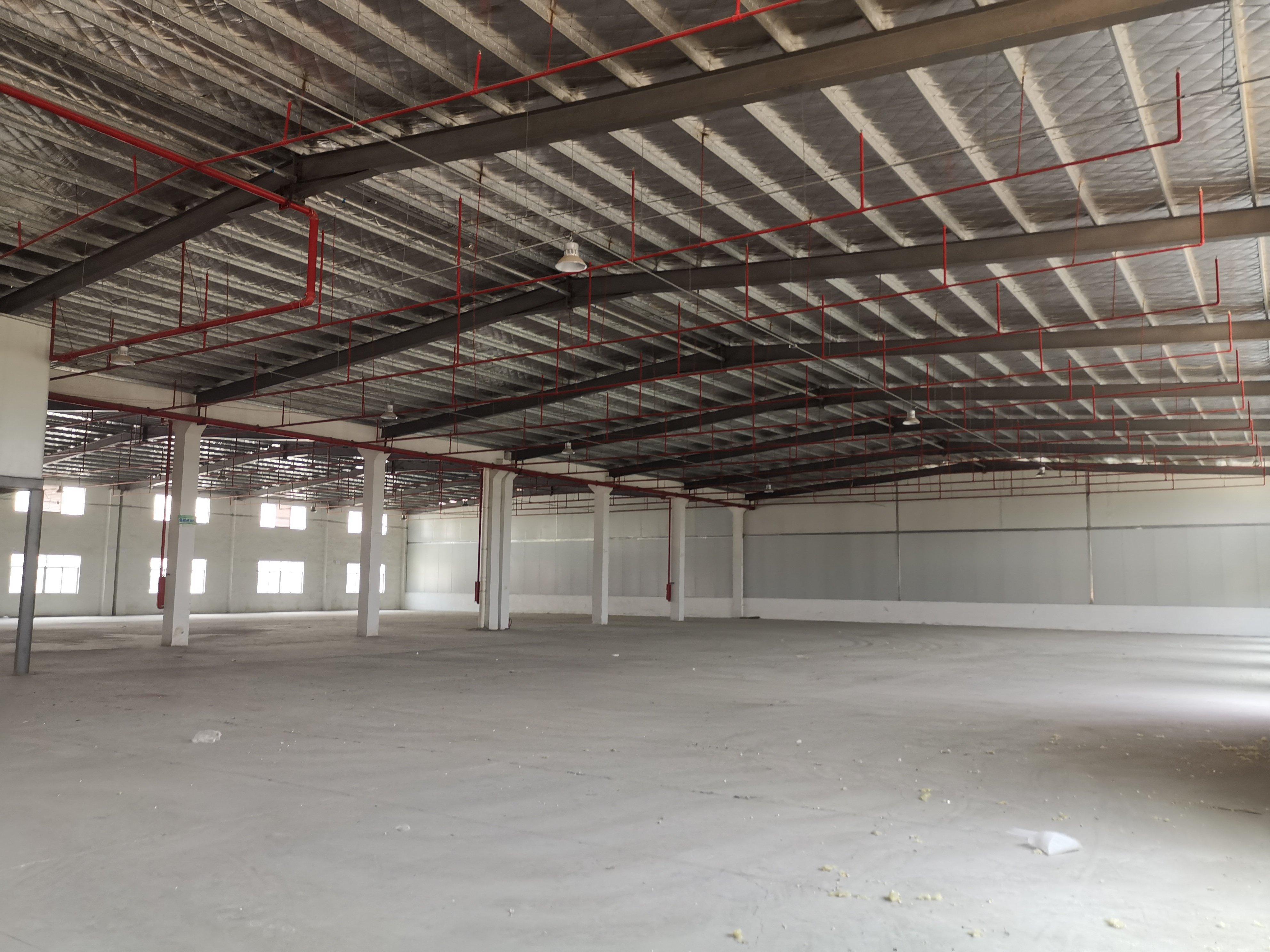 博罗钢构厂房6200平米售580万