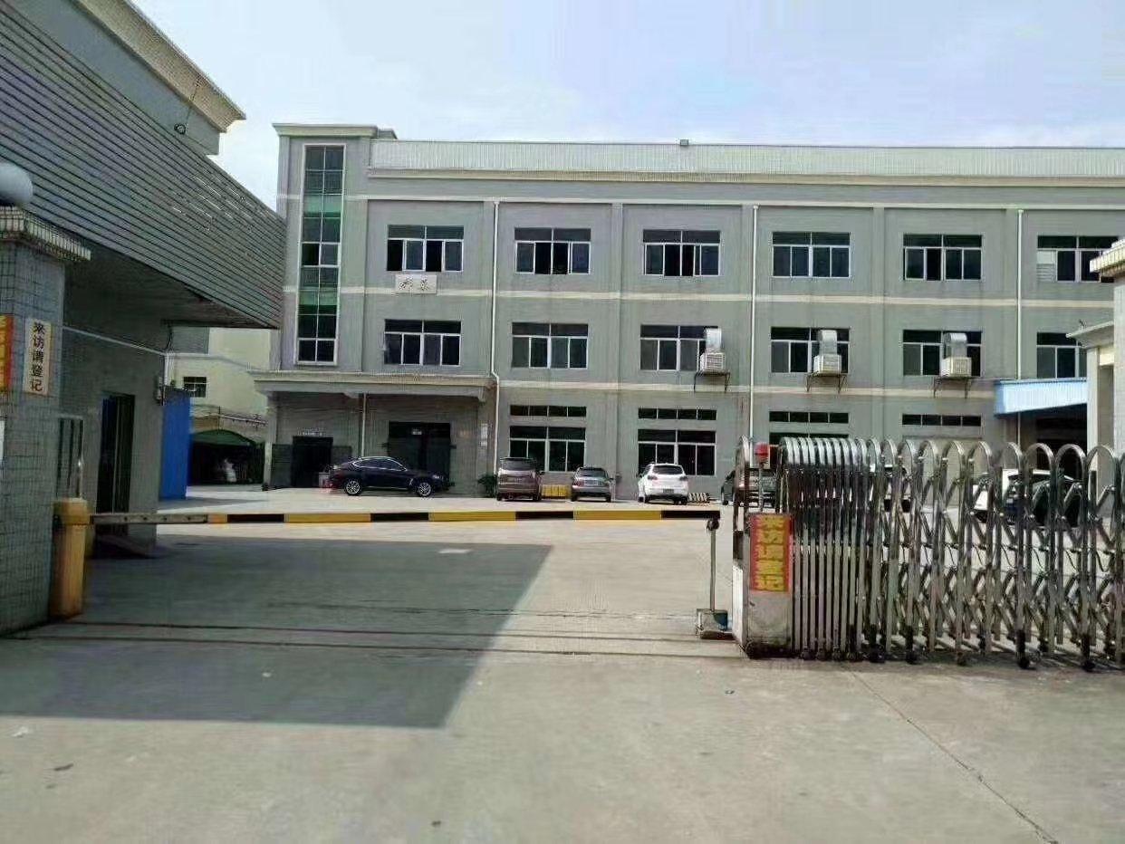 惠阳区独门独院村委合同厂房出售,面积4580平米出售
