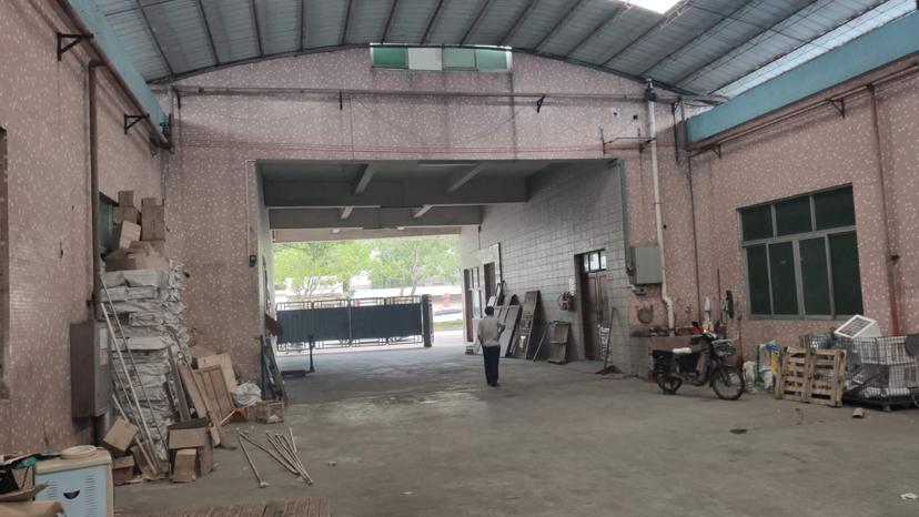 中山南头镇单一层砖墙到顶厂房3000平方