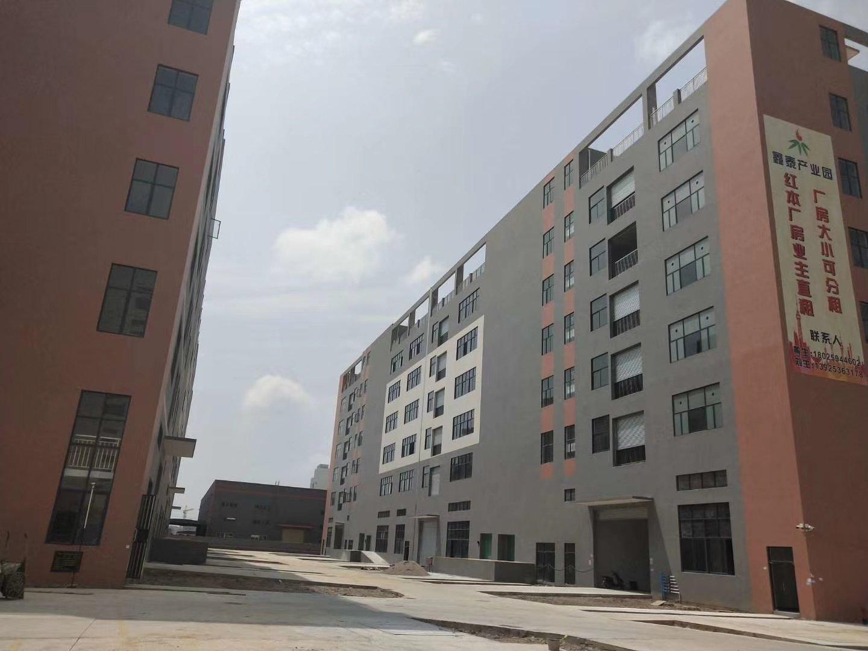 罗阳花园式独院厂房出租,厂房五层10000平,办公楼1200