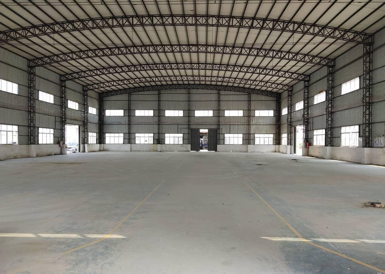 园洲下南工业区新出单一层厂房仓库2200方空地大可办理环评