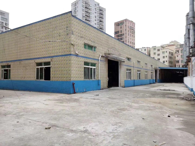 小金口原房东钢构厂房独栋4200平
