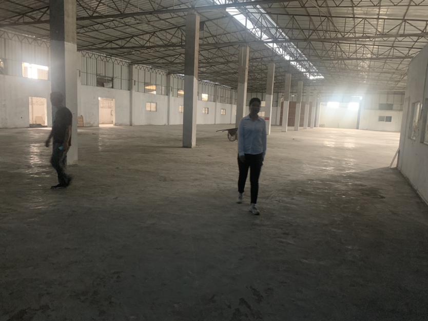 惠阳区镇隆镇长龙村原房东钢构厂房出租3000平米