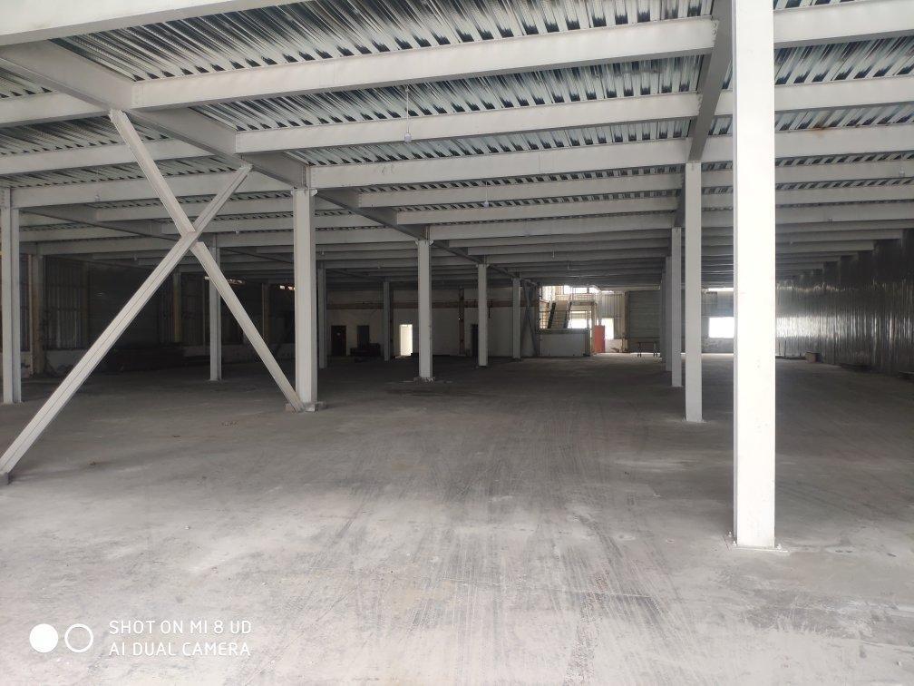 现代工业园,北区,3850平,两层,带独立办公
