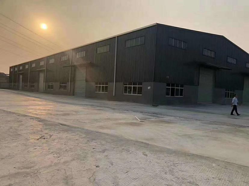 惠阳区镇隆镇全新独院钢构厂房出租6000平米