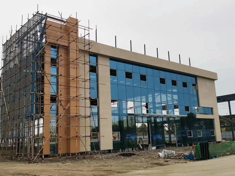 工业园钢结构万博app官方下载出租-图4