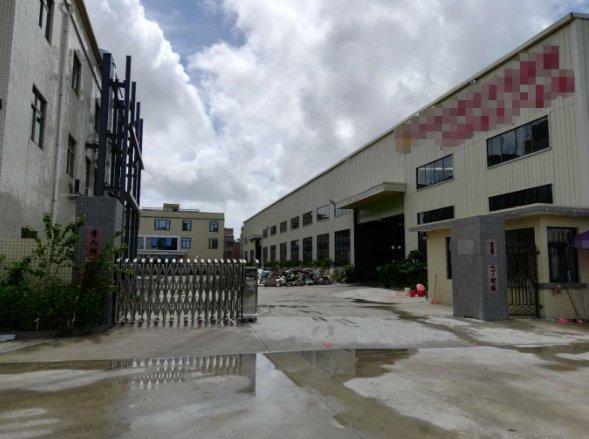 惠州沙田村委工业地9千㎡厂房8千㎡售1886万23年