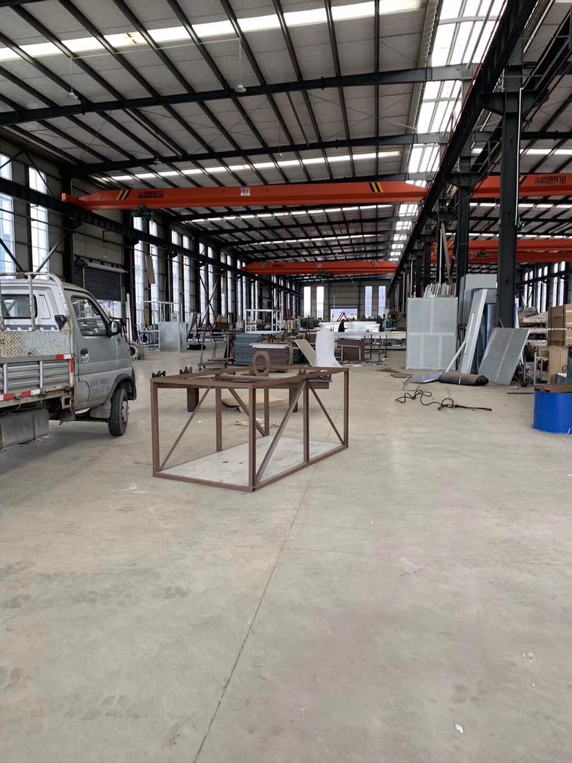 德阳工业园区厂房出租7600平,带大量空地,机械加工类厂房,