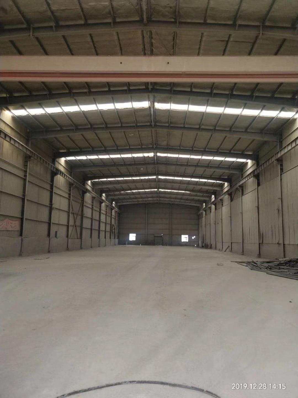 湖南钢材大市场、一力物流附近2100平米带10吨行车出租
