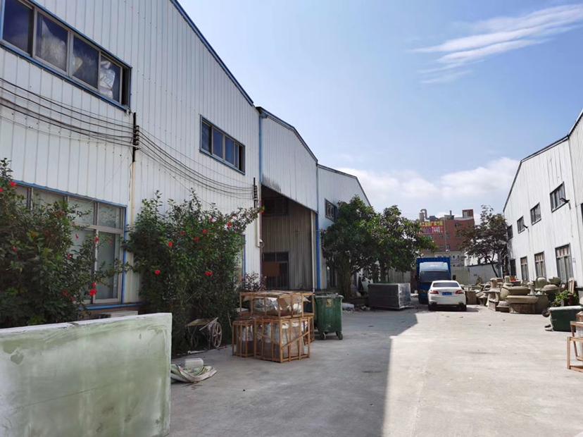 惠阳区镇隆镇高速路口旁独院钢构出租3950平米配电300