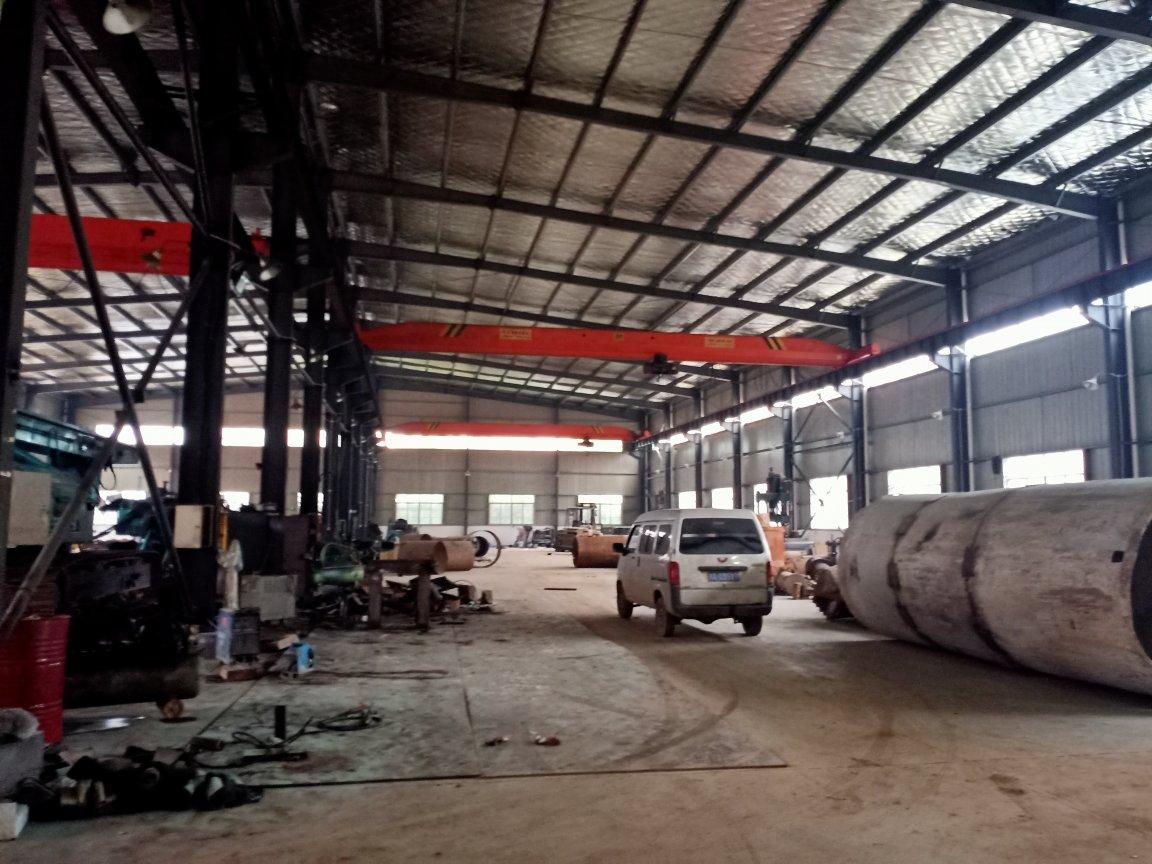 望城12亩红本地加标准钢架厂房整体(出售)