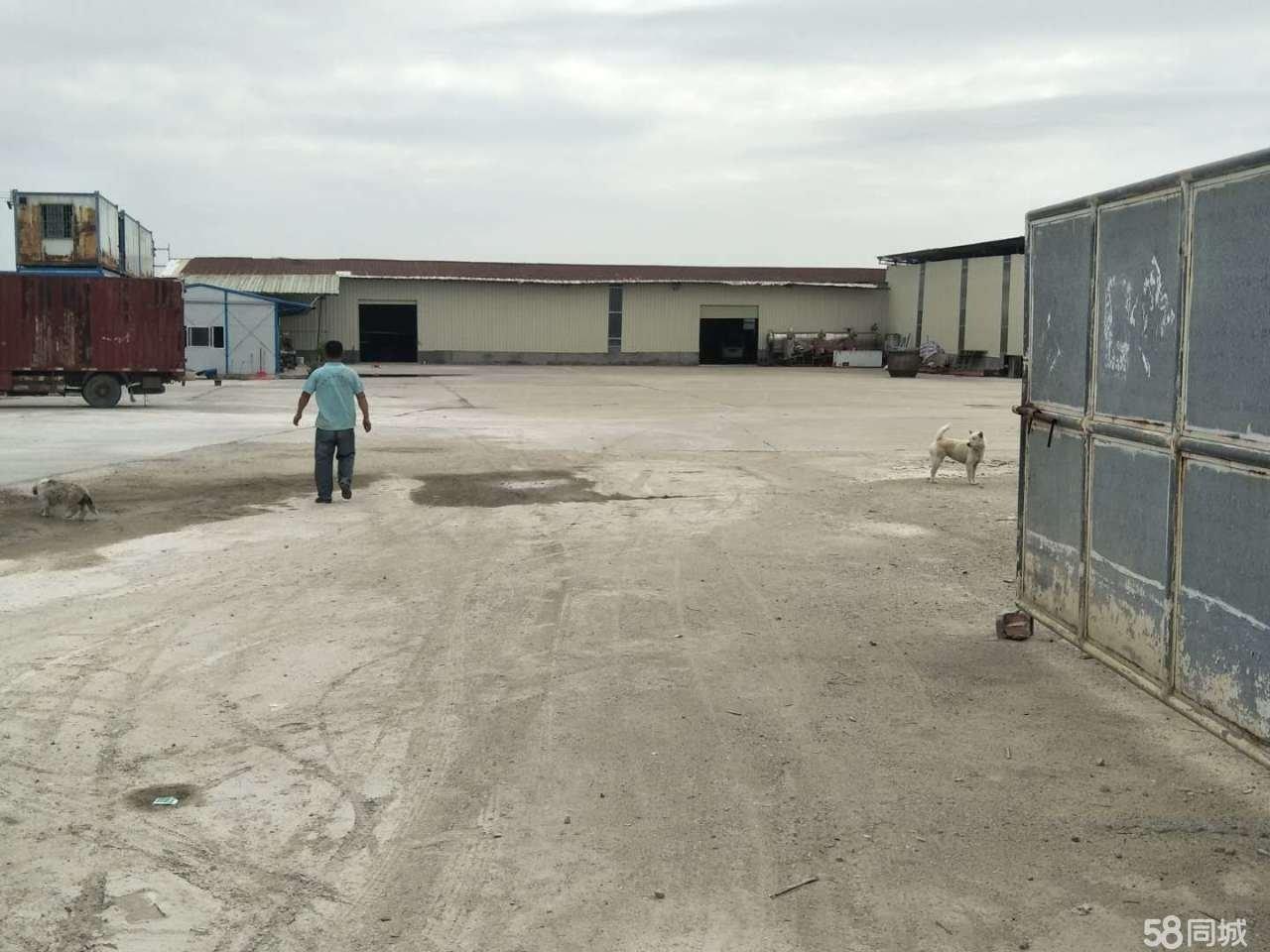 厂房1500平方空地4000土地已硬化,