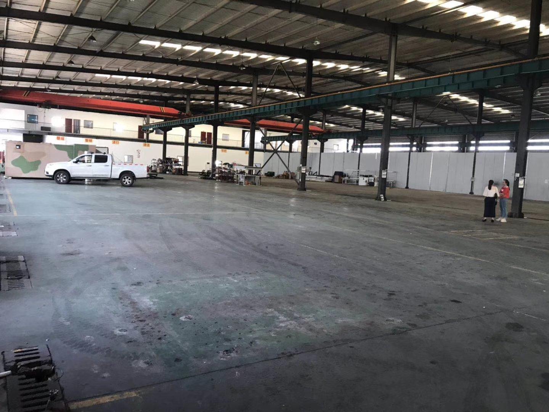 榔莉工业园标准厂房仓库3000平米可分租 带行车