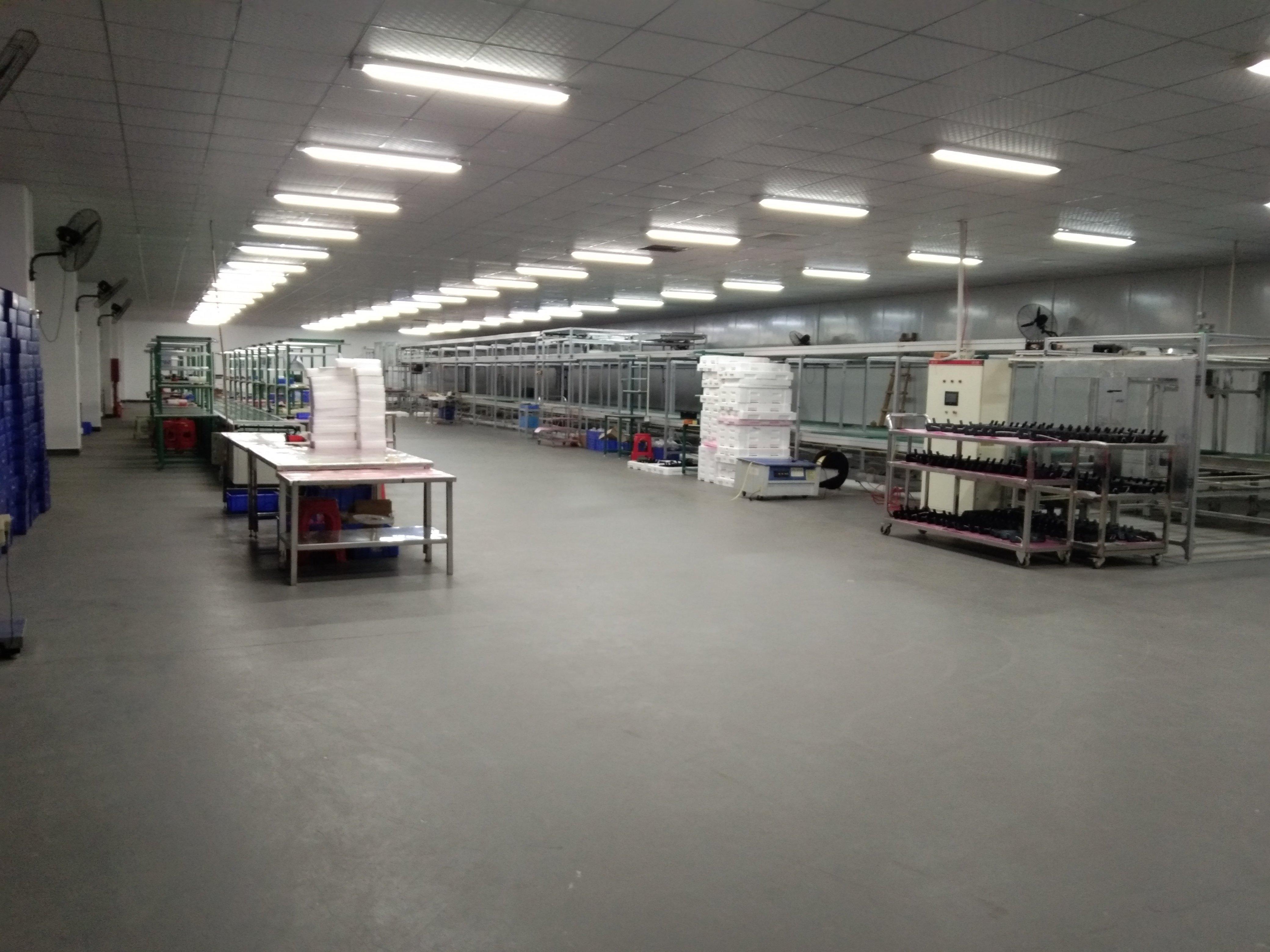 惠州市博罗县新出独门独院标准厂房9008