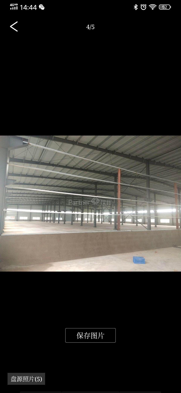 惠城区大亚湾新空出标准钢构厂房6000平方招租原房东。
