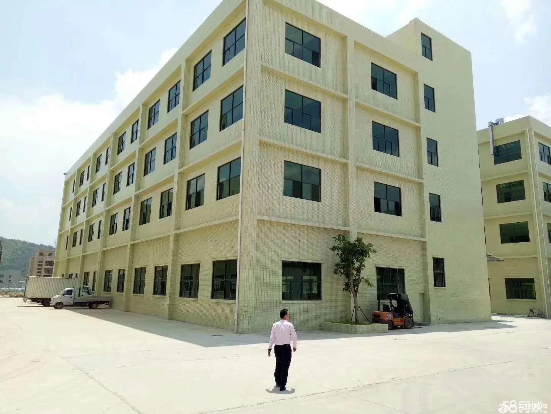 惠州龙门产业转移工业园30万平米全新厂房8元招商