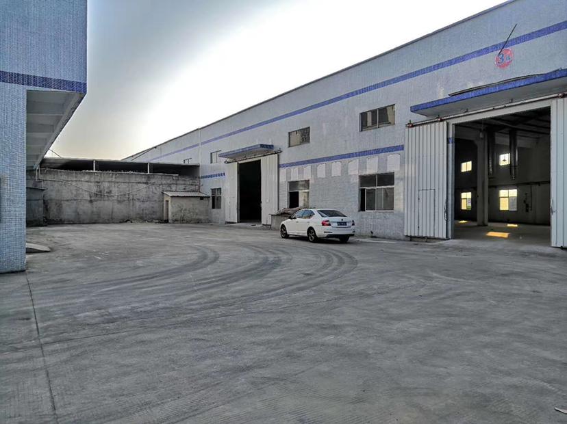 惠阳区新圩镇钢构厂房出租2505平米滴水8米