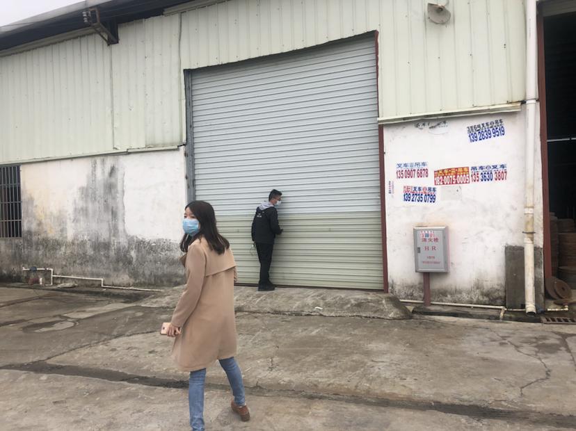 龙华镇原房东万博app官方下载单层面积902平!滴水7米工业用地