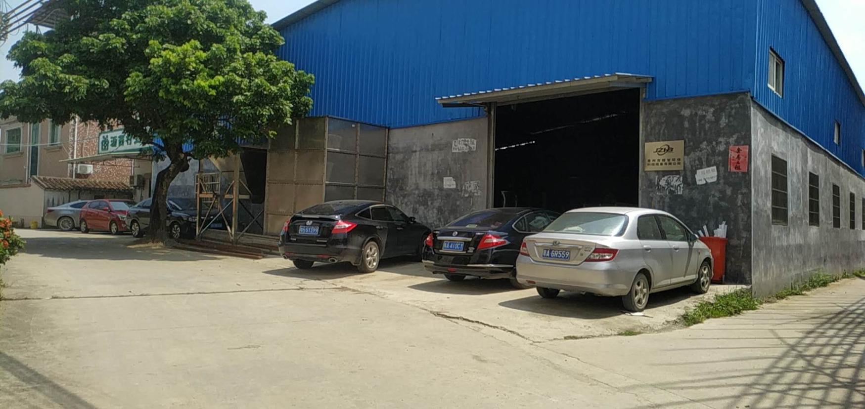 园洲镇九谭红本厂房1800平米砖墙到顶结构出租