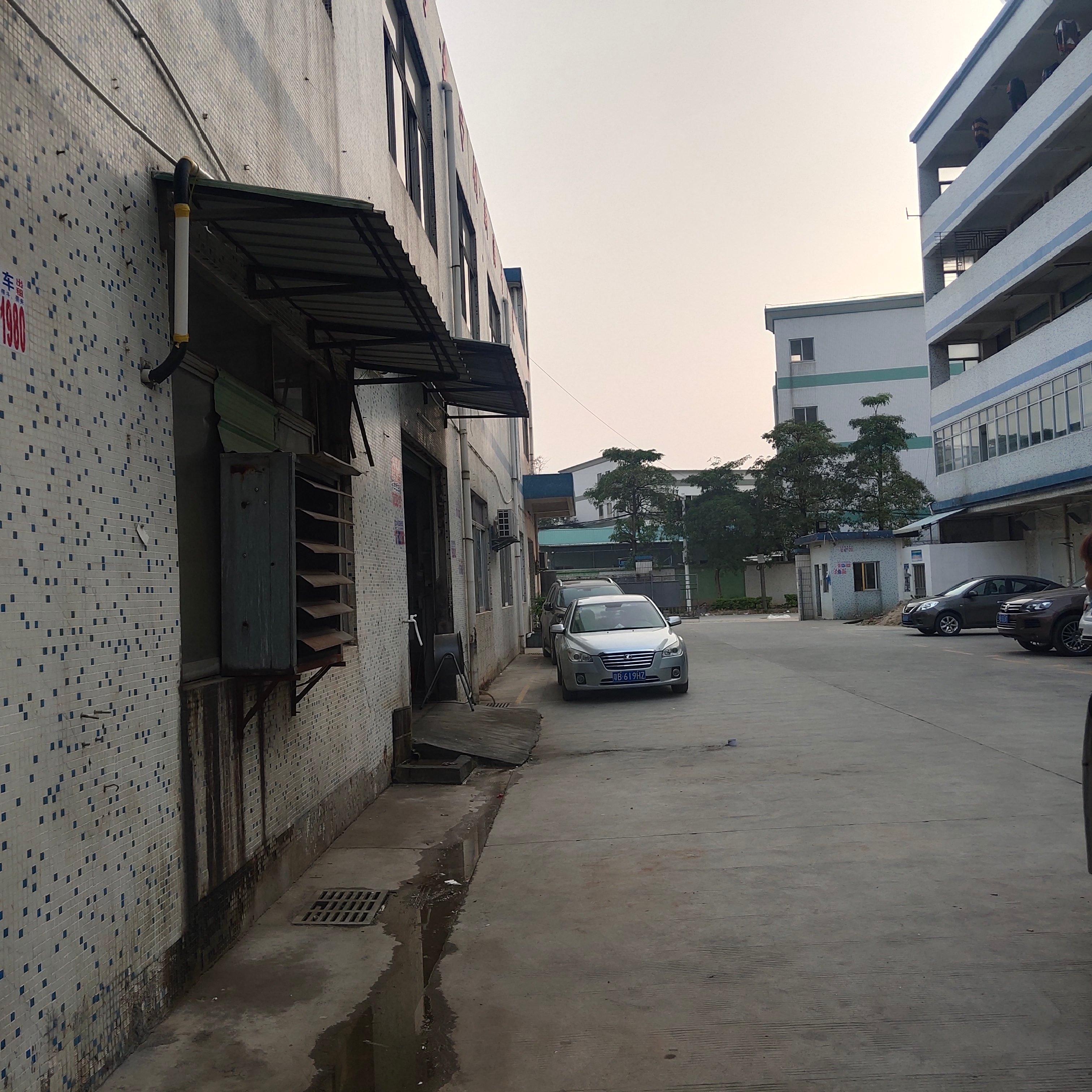 黄江镇原房东分租一楼400平方出租带现成注塑环评及行车
