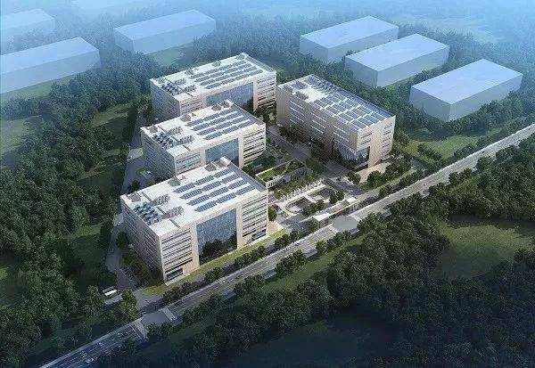 占地90亩,建筑21万平方,全新建筑出售