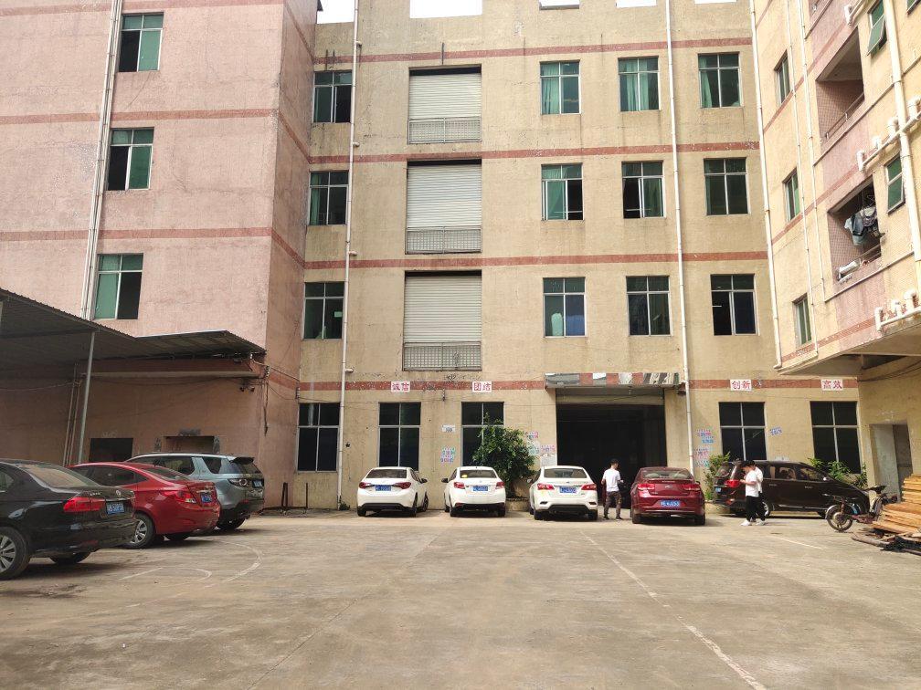 (原房东)惠阳秋长维布红本标准一楼1640平方厂房可办环评