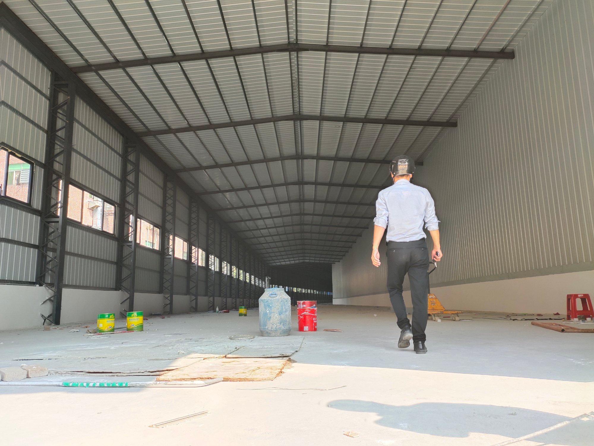 南山西丽新出独门独院单一层钢构4000平方仓库场地出租