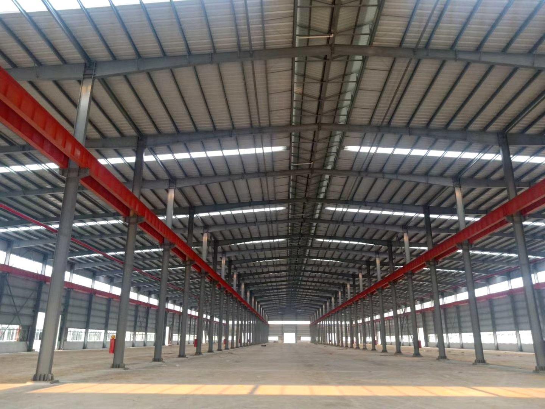肇庆市重工业带行车吊机厂房7万70000方-图3