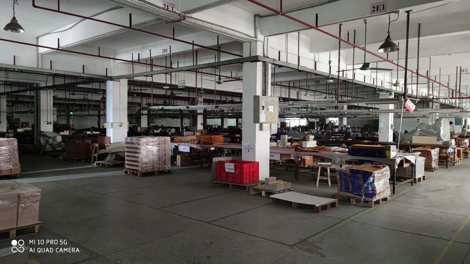 石湾镇里波水工业区新出独院标准厂房12000平