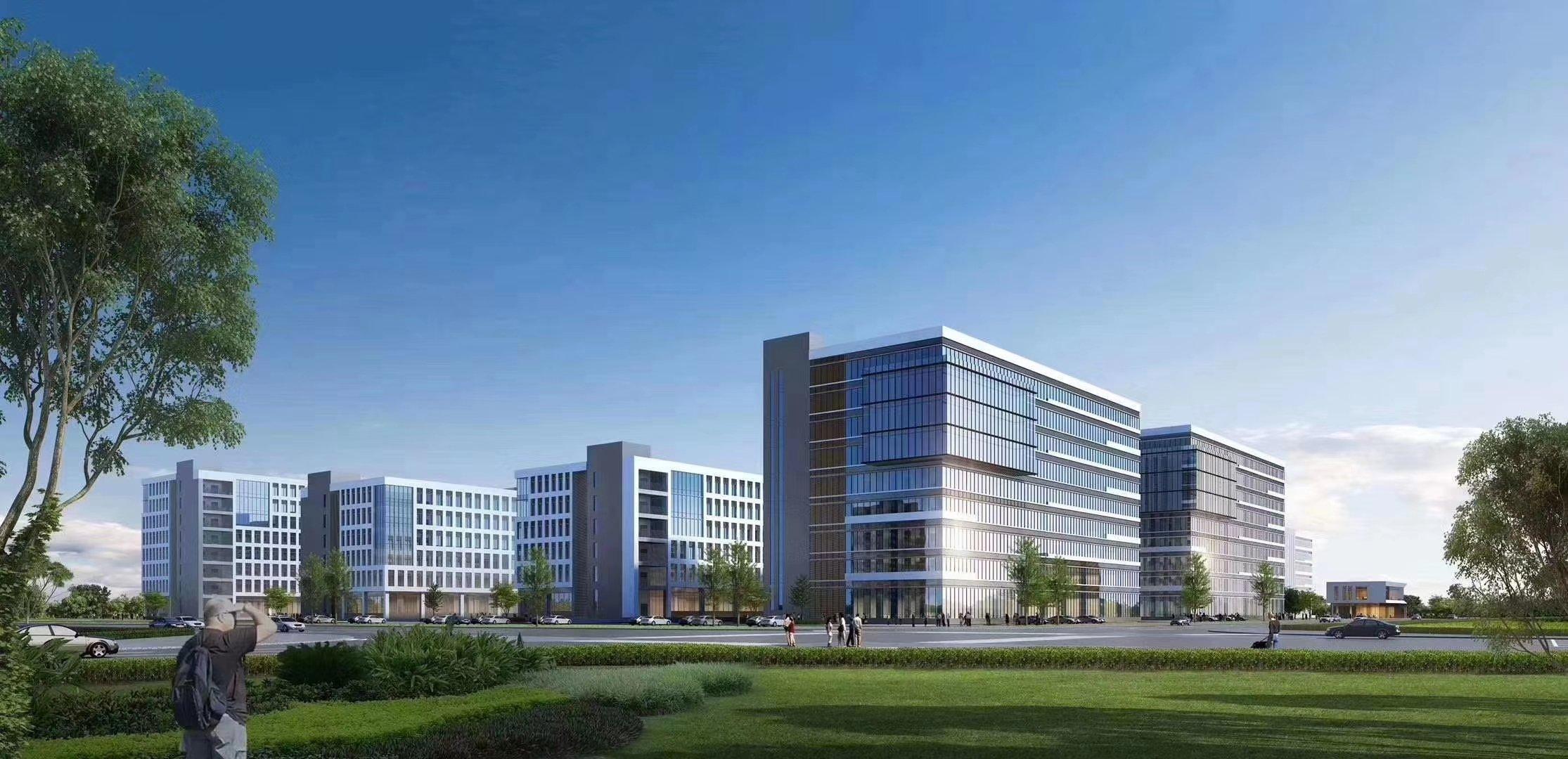 南沙自贸区大岗镇旁占地66亩建筑40000平红本厂房出售