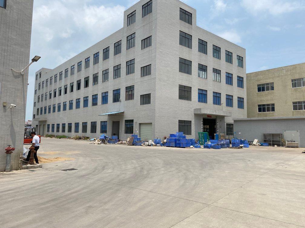 惠阳永湖原房东红本标准厂房一楼实际面积1800平出租