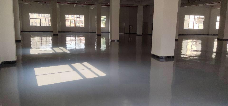 水口东江高新区新空出楼上带装修3000平方招租