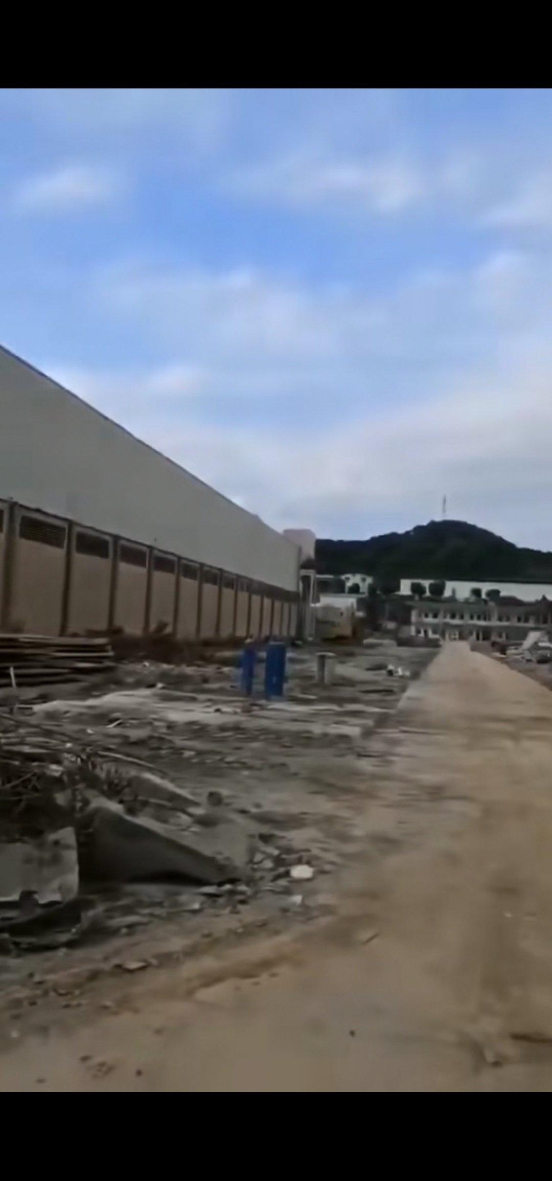 南山西丽新出30000平独院带卸货平台单一层钢构可做物流仓库