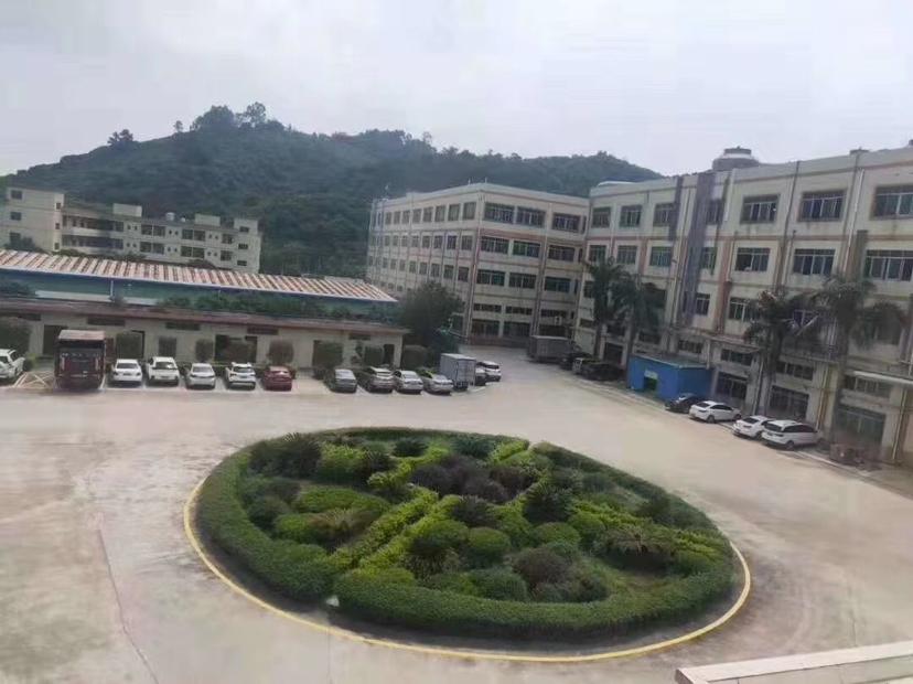 惠州仲恺高新区花园式空地超大原房东标准独院厂房18500平方