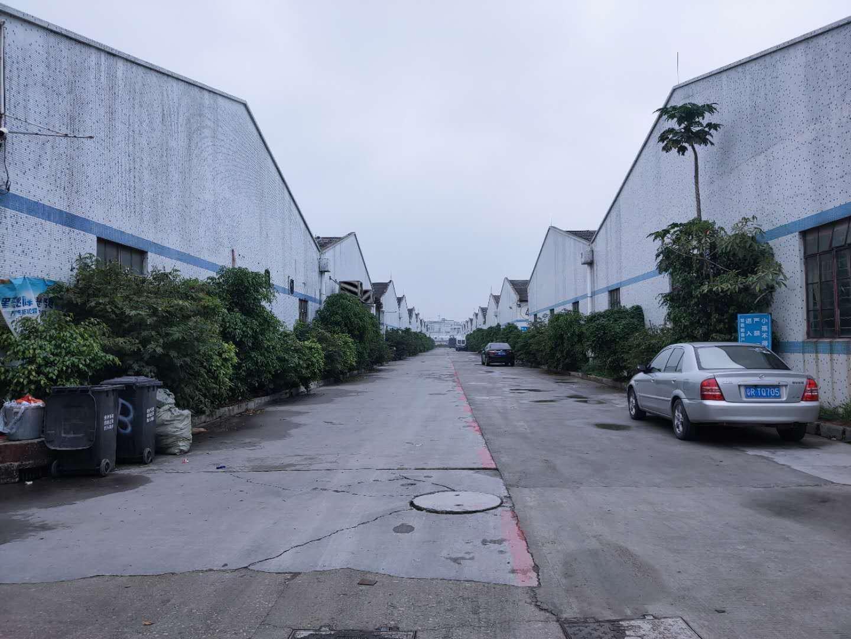 白云物流园附近单一层仓库出租