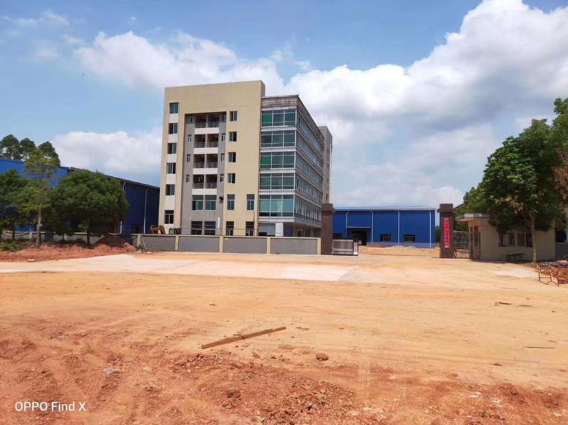 罗阳国道旁红本独院钢构厂房10000平10米高
