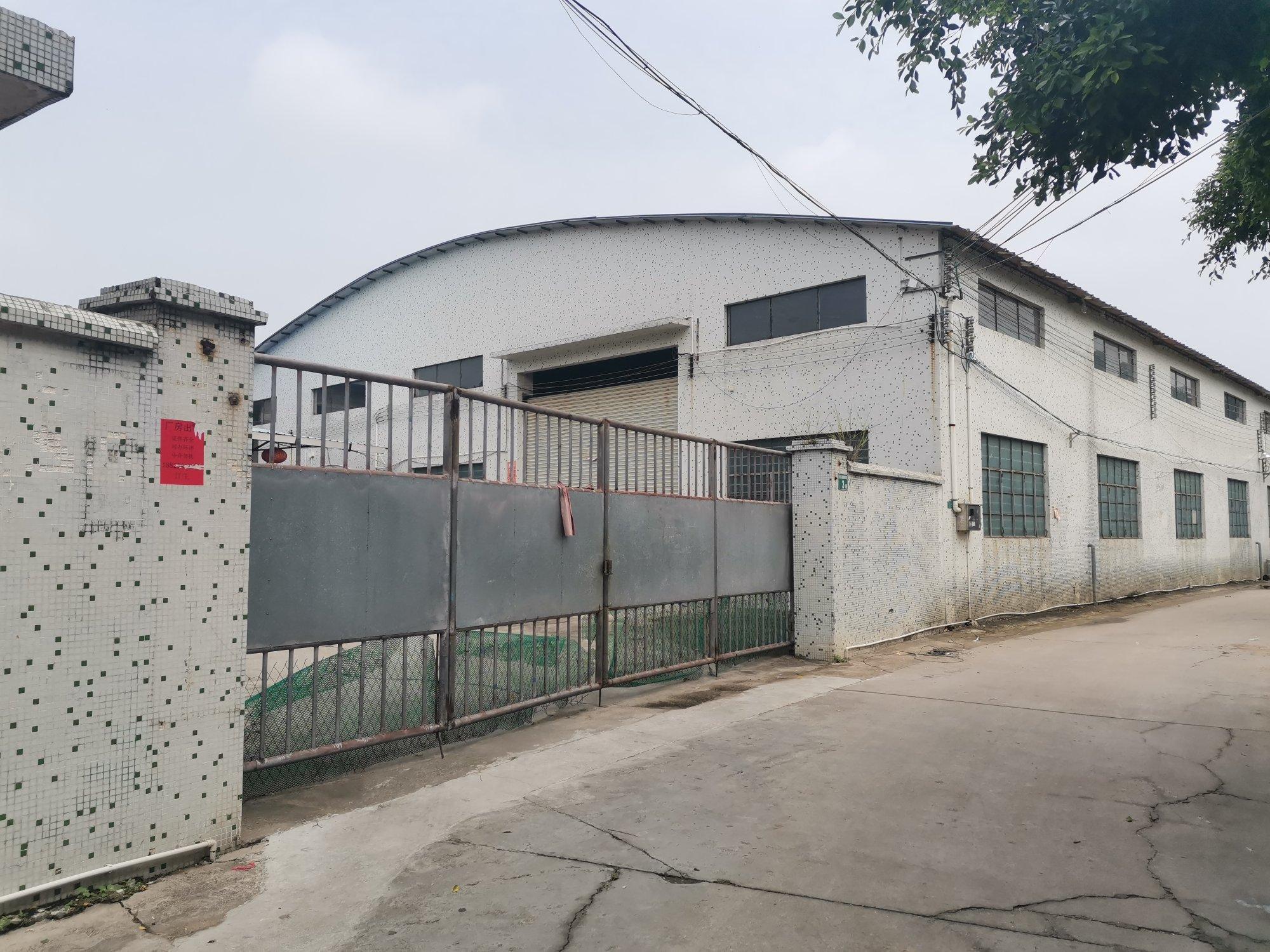 出售番禺石楼1930方独门独院厂房