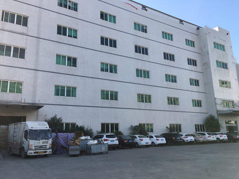 惠环高新区工业园1楼4200平高6M可分租