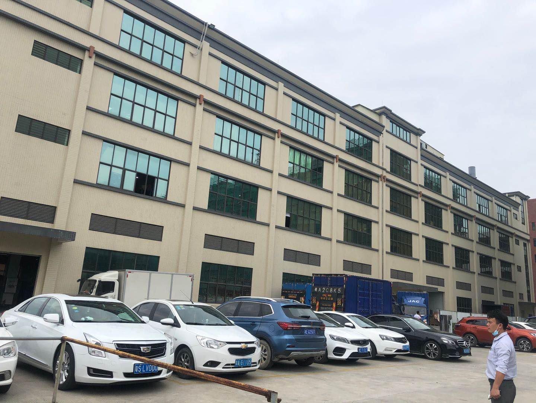 花都区新华镇独门独院红本双证厂房出售7100方
