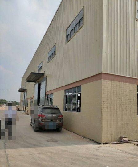 佛山南海里水工业区1100方厂房仓库出租,带办公室