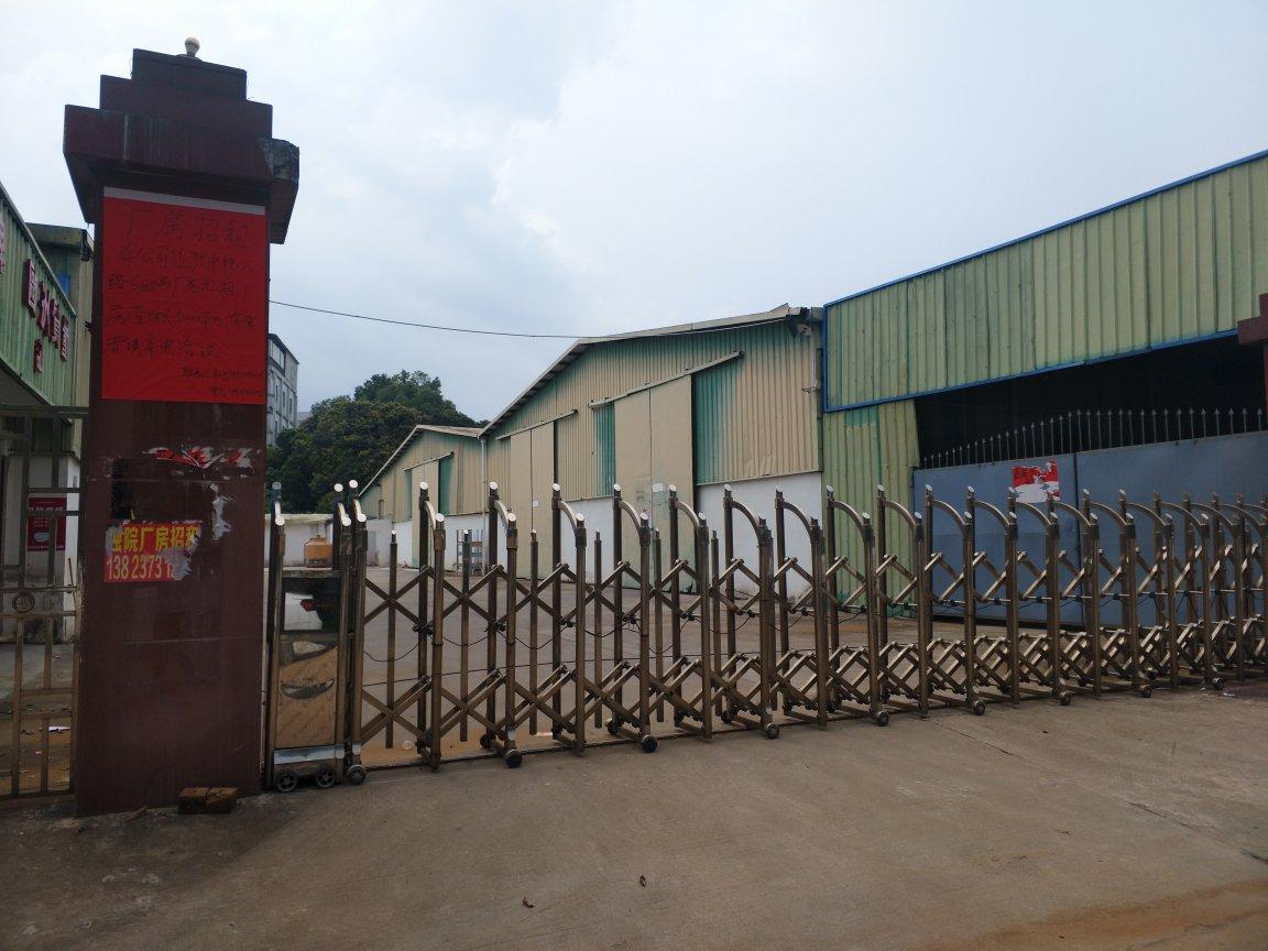 永湖红本厂房单一层钢构5000平米独院出租
