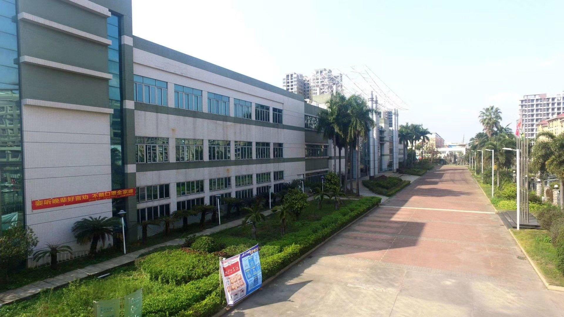 中山市红本电路板厂房,自带牌照环保牌,标准厂房