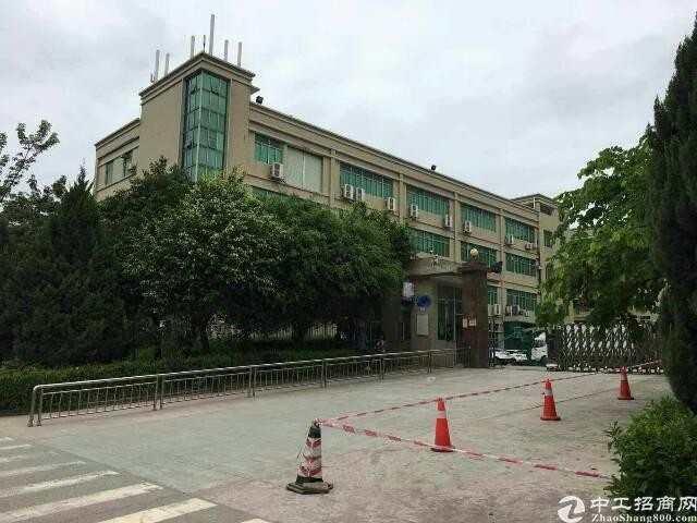 原房东惠环正规工科技园。 首层2400方,二楼2400方,