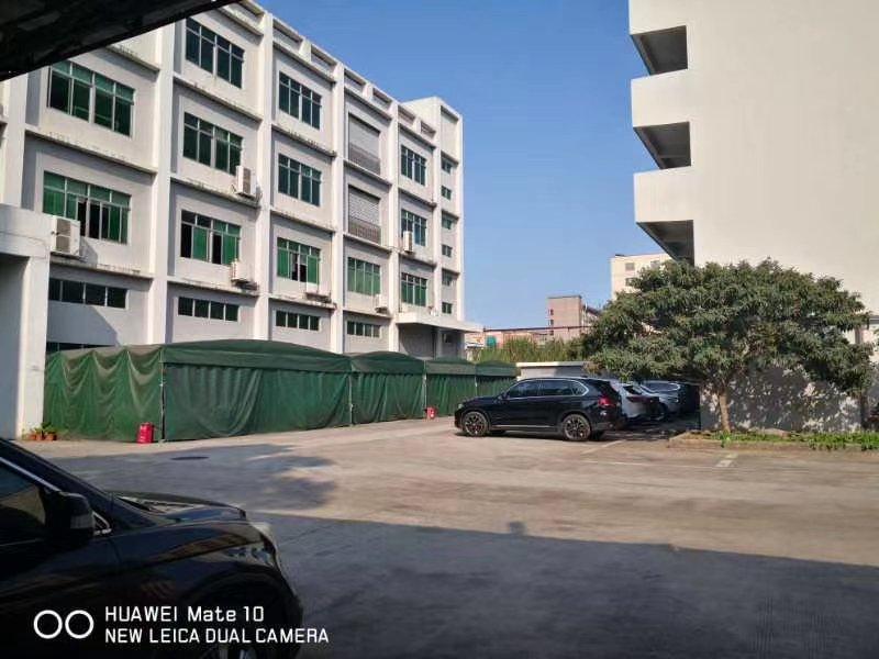 陈江原房东厂房,整层三楼、四楼各1200平方,园区形象高
