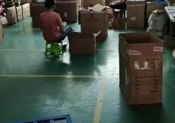 平湖清平高速出口原房东标准厂房7800平方出租可办环评图片2