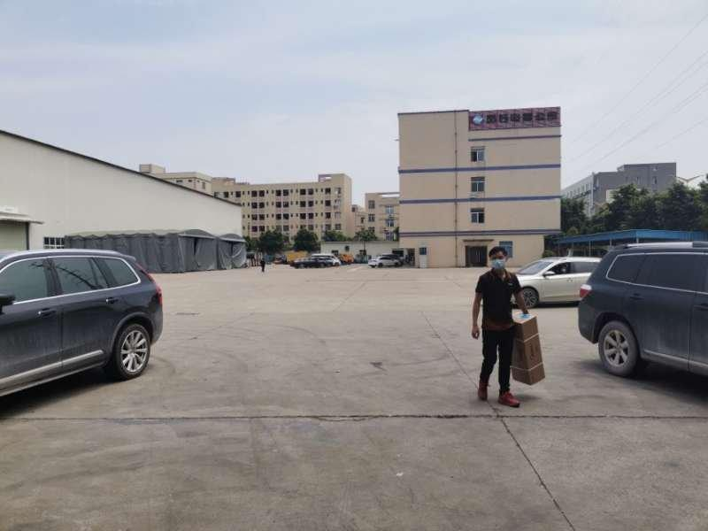 广州市花都区新华镇附近12000独院厂房出租!