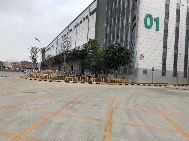 东莞常平火车站附近带卸货平台高标准物流仓库10000平可分租
