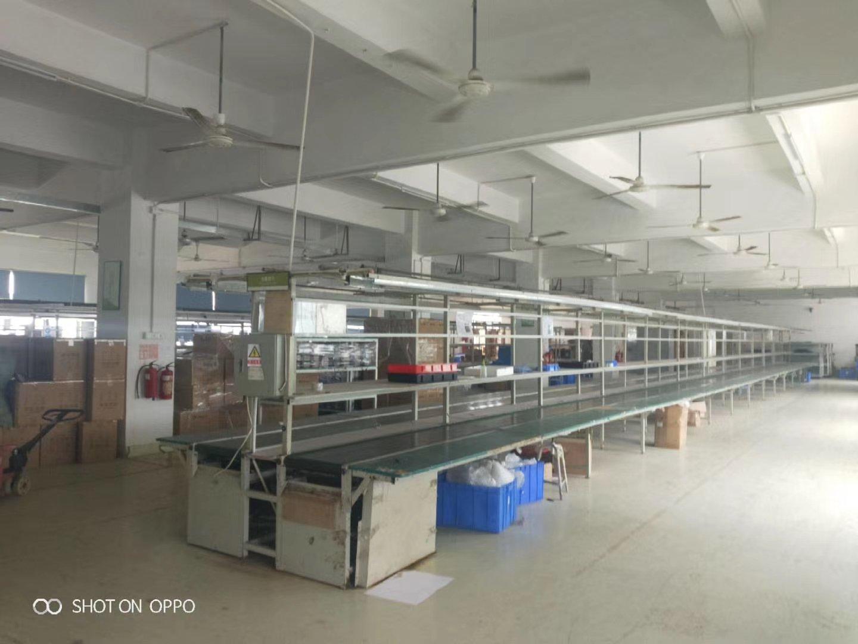 陈江原房东厂房,整层三楼、四楼各1200平方,园区形象高-图3