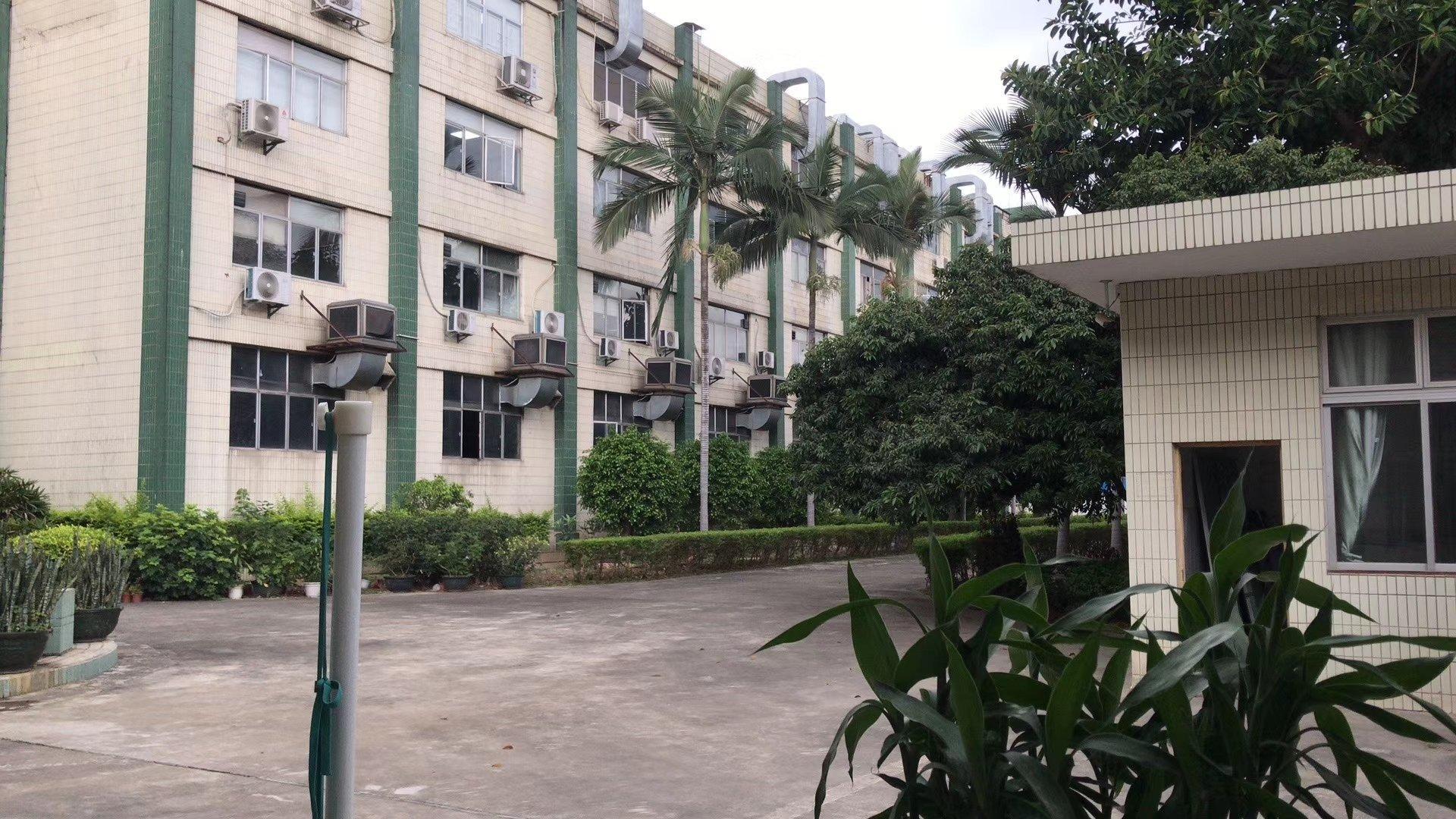 塘厦国有双证万博app官方下载占地13000方建筑21000方出售