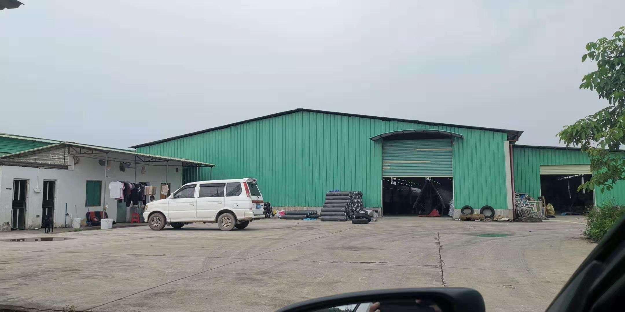 石湾镇高速出口旁单一层独院可做仓库价格便宜